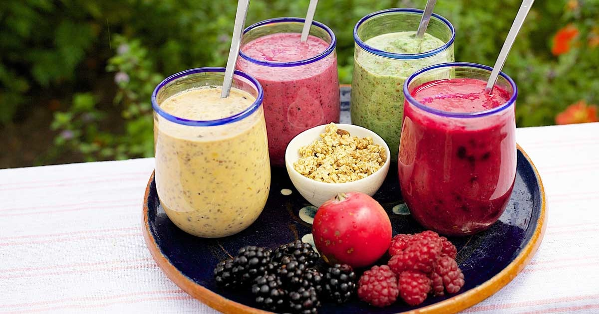 5 Reasons to Feed Your Kids Protein Smoothies