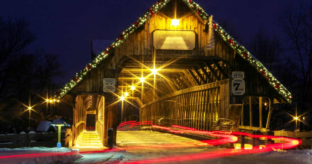 Where to Weekend in Michigan This Holiday Season