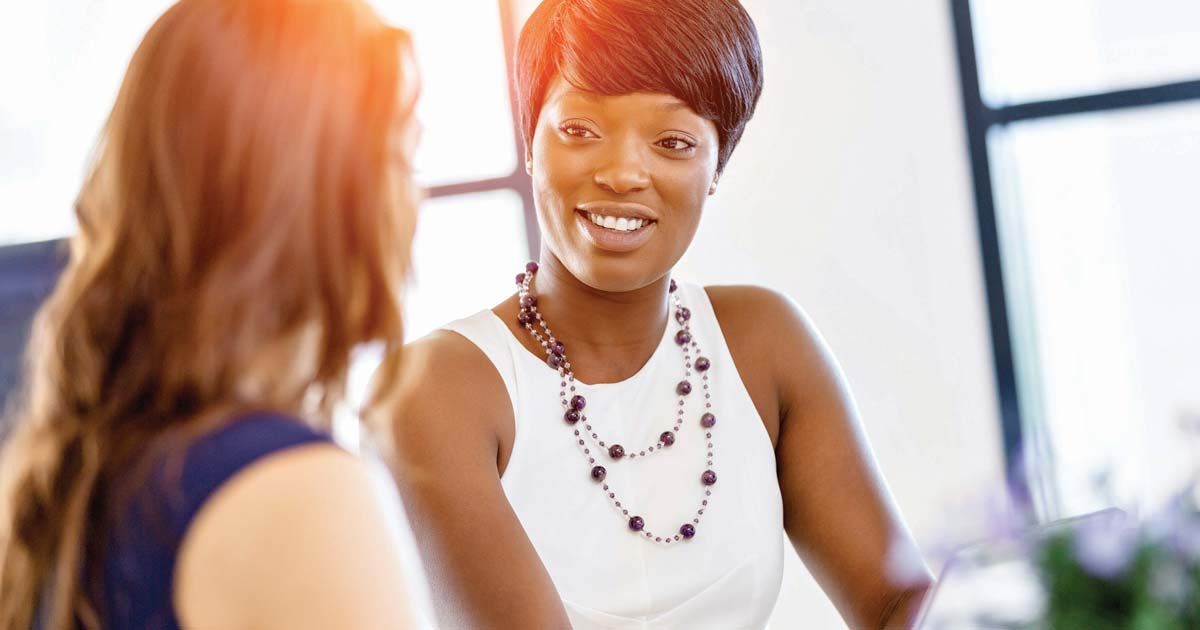 Bringing Women Along: The Importance of Mentoring