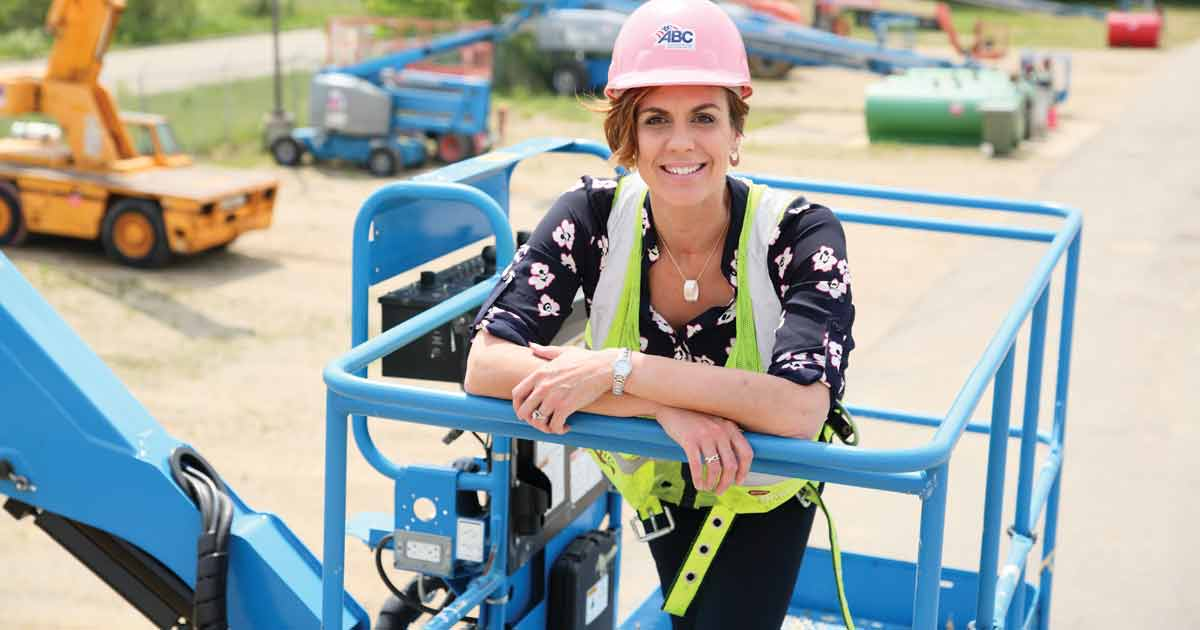 Breaking Into and Navigating Male-Dominated Trades