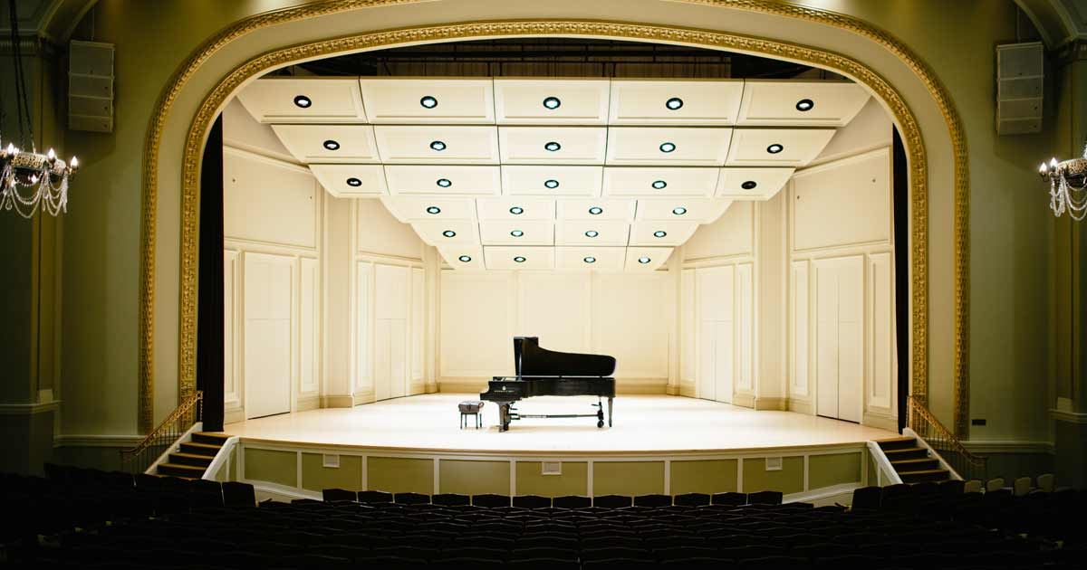 A Dynamic New Season at St. Cecilia Music Center