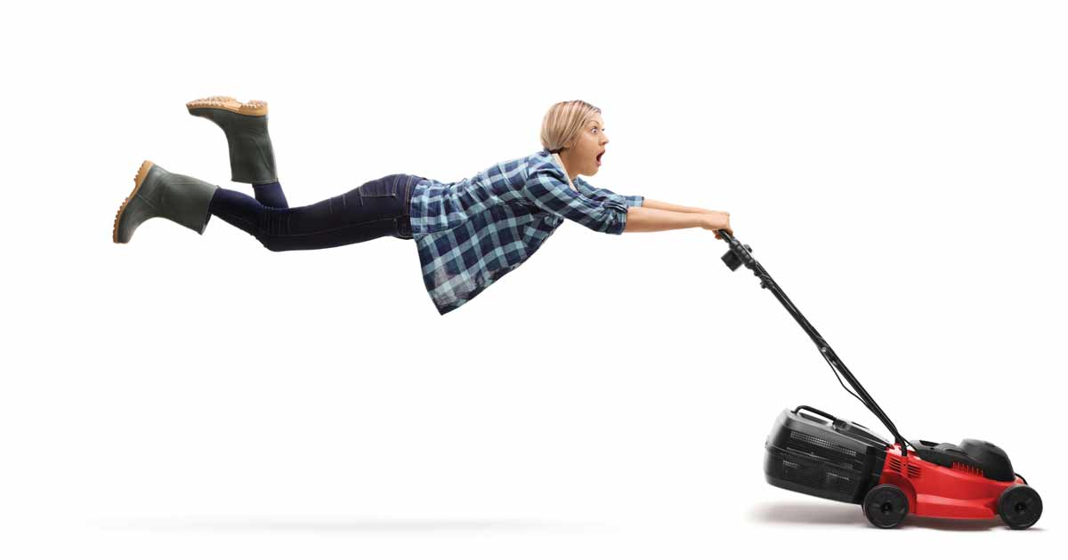 Mow Me Over: How Lawnmower Parenting is Hindering the Next Generation