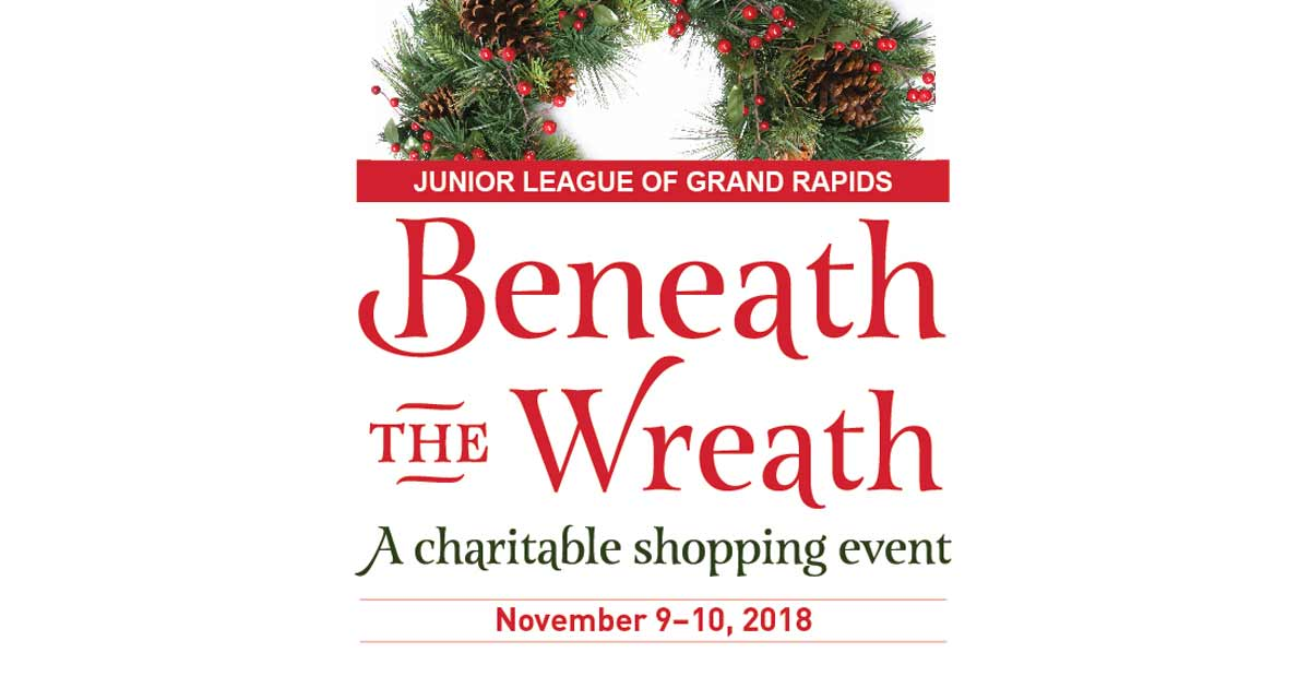 Beneath the Wreath: Make Your Holiday Shopping Charitable