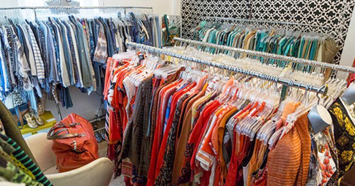 Consignment and the Art of Editing Your Closet