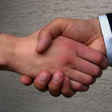 Career-HandShake