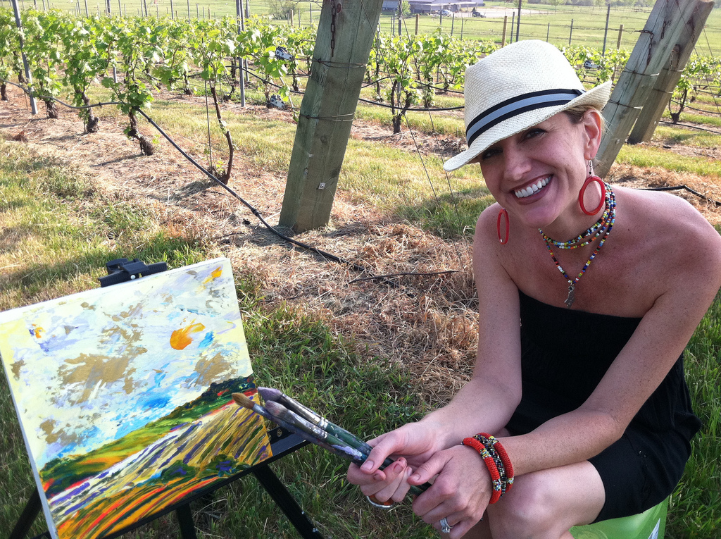 Profile-Stephanie Schatter Wine Trail
